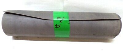 "Canvas Top, Rubber Conveyor Belt, 25' Length, 3/32"" Thickness, 24"" Width"