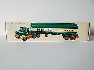 HESS Toy Truck- RARE !  New in Box