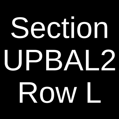 4 Tickets Black Jacket Symphony: Pink Floyd's The Wall 9/26/20 Huntsville, AL