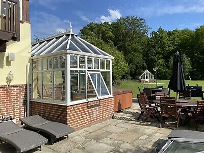 used large conservatory