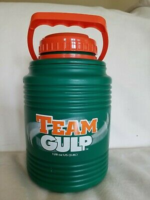 7-eleven 128 oz Insulated Team Gulp Travel Jug Soda Pop Sport Drink Thermo-Serv