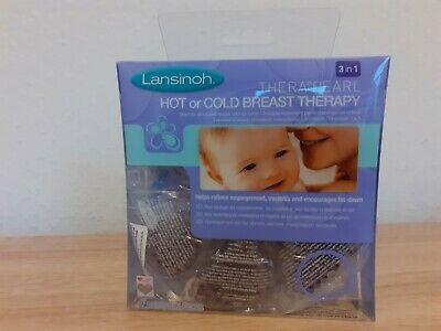 Lansinoh TheraPearl 3-in-1 Breast Therapy - 10400