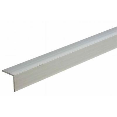 2 in. X 48 in. Mill Aluminum Equal Leg Angle Bar Stock