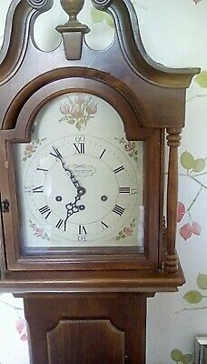 grandfather clock (reproduction in full working order )