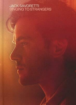 Jack Savoretti – Singing To Strangers Limited Deluxe Cd (New/Sealed)