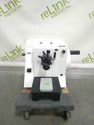 Thermo Scientific Microm HM 325 Microtome Histology Pathology Lab