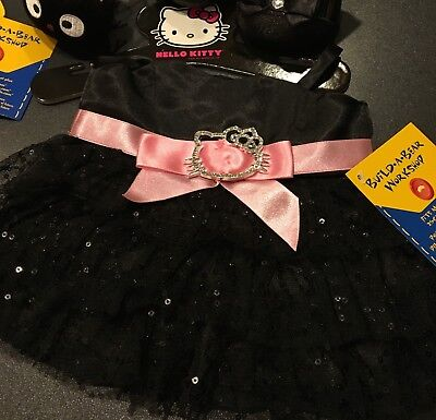 Build a Bear Hello Kitty Outfit