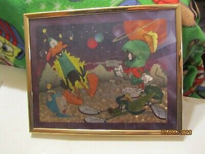 1997 Warner Bros Marvin the Martian Magic Effects Picture Made in USA