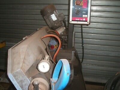 metal bandsaw 260 mm 3 phase