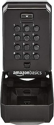 Storage Lock Box Keys Safe Security Safety Family Carer Access Control (Up to 5)
