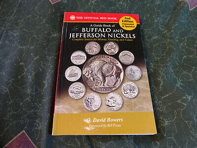 A Guide Book of Buffalo and Jefferson Nickels, 2nd Edition - K1170