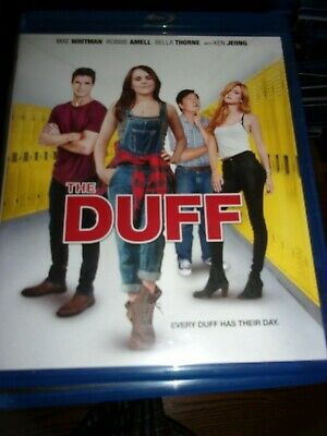 The Duff - Blu-Ray Disc - Watched Once!!