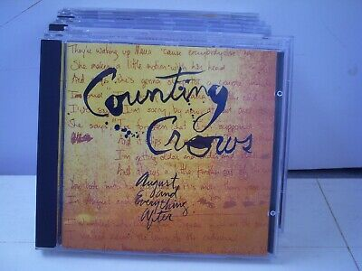 COUNTING CROWS-AUGUST AND EVERYTHING AFTER-cd-Mint---UK SELLER