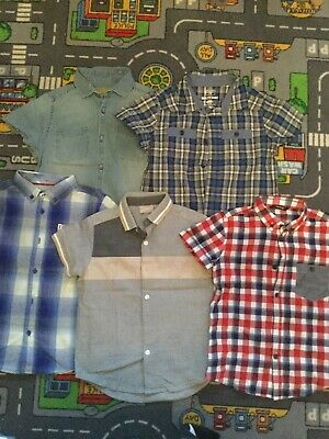 Boys Next Ben Sherman Shirt Bundle