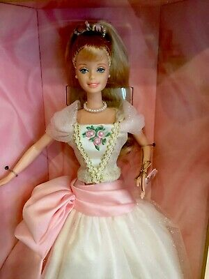 🧁Birthday Wishes 🎈🎂Barbie Collector Edition 1st In A Series #21128 NIB🎁🎊🎉