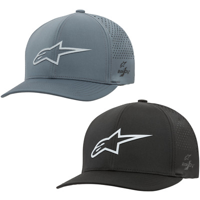 Alpinestars Ageless Lazer Tech Motorcycle Casual Hat