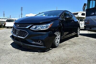 2018 Chevrolet Cruze LS-LOADED-LOW MILES-FIX AND SAVE-NO RESERVE 2018 CHEVROLET CRUZE LS-LOADED-LOW MILES-FIX AND SAVE-NO RESERVE