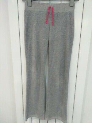 Girls *M&S* Hello Kitty Velour jogging bottoms age 11 yrs