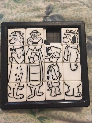 Vintage 1960's Wally Gator Slide Puzzle Hanna Barbera TV Cartoon Show