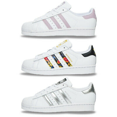 NEUF ADIDAS ORIGINALS Superstar 80s New Bold W AQ0872 Femmes