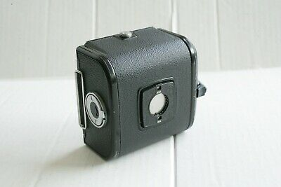 Hasselblad Black A12 Back, Matching Serial Numbers Very Good Working Condition