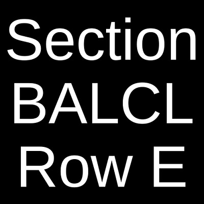 2 Tickets The Wizard of Oz 5/2/21 Red Bank, NJ