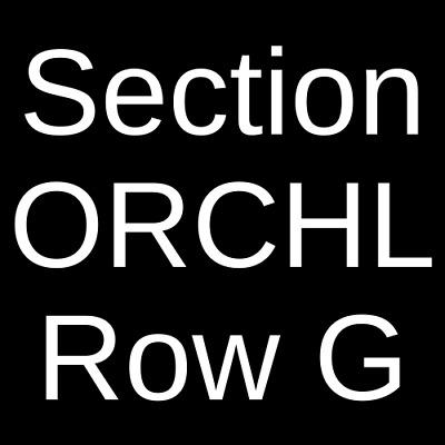 3 Tickets The Wizard of Oz 5/1/21 Red Bank, NJ