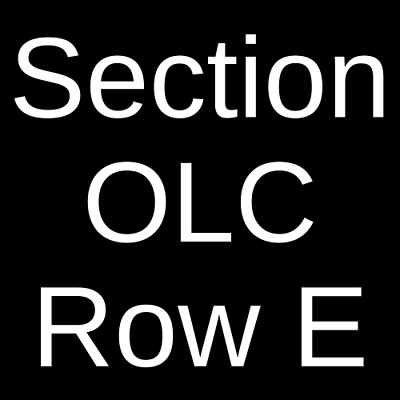 2 Tickets Chicago - The Band 12/17/20 Greensboro, NC
