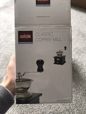 La Cafetiere Classic Coffee Grinder, Mill,