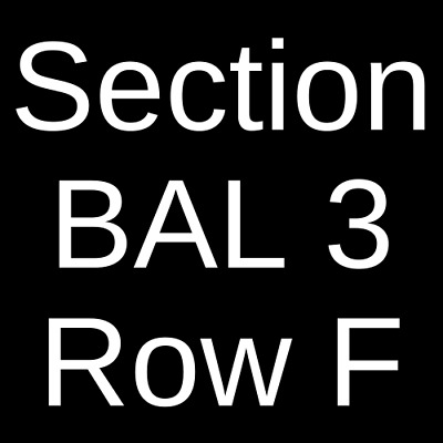 2 Tickets Chicago - The Band 12/19/20 Charleston, WV