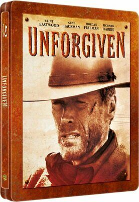 Impitoyable Steelbook Clint Eastwood  Blu Ray Neuf Sous Cellophane