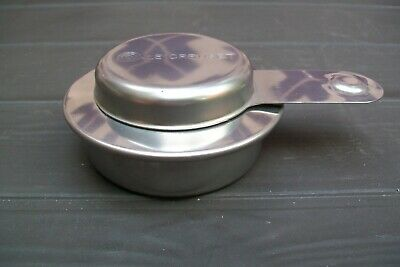 Unused Le Creuset Replacement Safety Burner for Fondue Set Camping Picnic BBQ