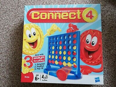 Connect 4 children's game by hasbro