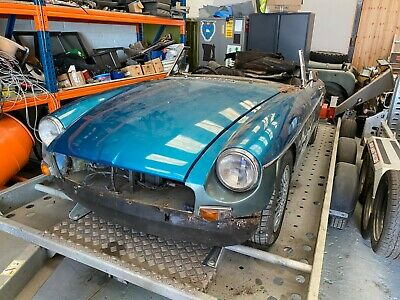 MGB Roadster Automatic