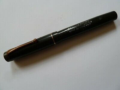 Vintage Wyvern No 60 C Lever Fill (Missing) Fountain Pen 14ct Nib, C1930s-40s.