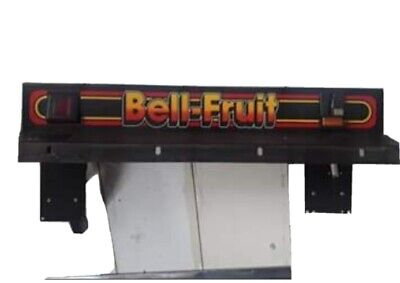 Bell Fruit System 85 Top Coin Slot Panel