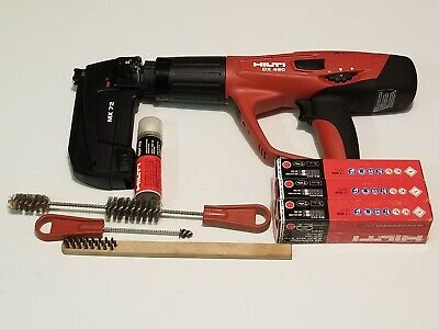 HIlti DX 460 ,MX 72 Powder actuated tool USED.
