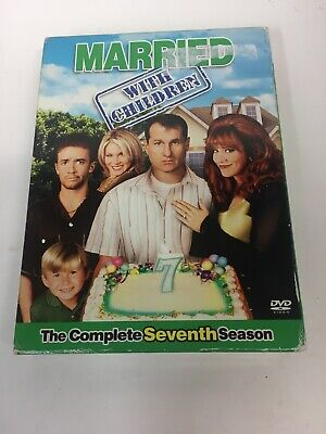 Married...With Children - The Complete Seventh Season (DVD, 2007)