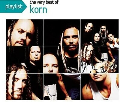 CD Korn - Playlist : The Very Best of Korn (Immortal/Epic/Legacy) NEW
