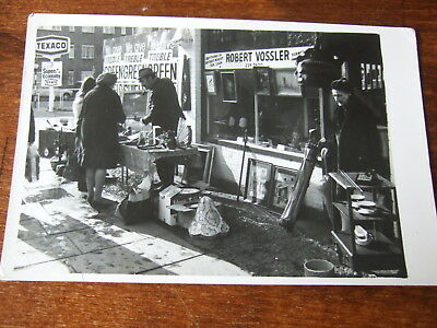Maida Vale 184 Westbourne Grove, by Colville Road,  Antique market. , RPPc Lot A