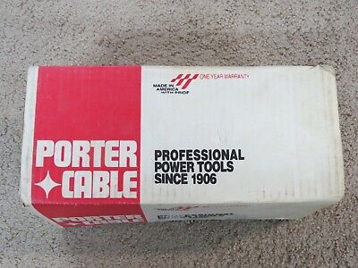 Porter Cable 7399 Hd Drywall Cutout Tool Power Unit USA
