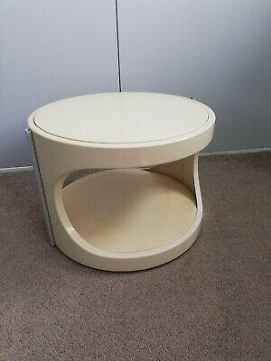 Original Vintage 1970s Small Coffee Table