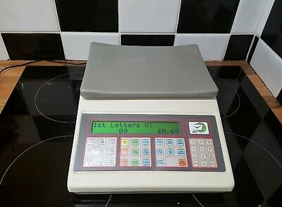 Totalpost T10 - Professional Table Parcel Scales - Boxed - Postal Weighing