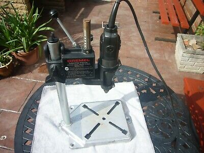 Dremel Multi tool and Drill Press Stand. Working Order.