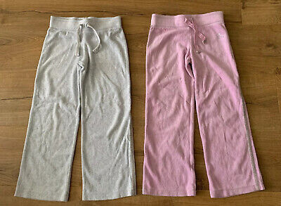 Next Girls Tracksuit Trousers Jogging Bottoms Age 6