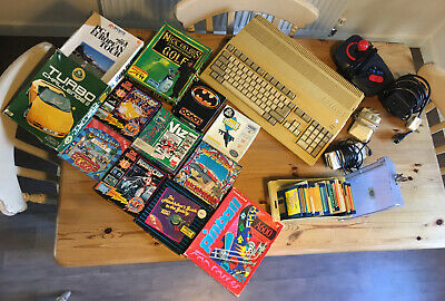 Commodore Amiga A500 with 500mb expansion and extras