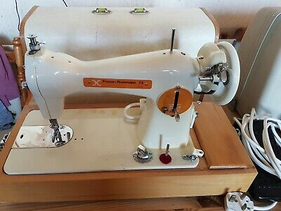 Frister Rossmann 25 Sewing Machine