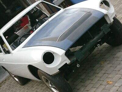 Mgb Gt V8 Project Complete With Donor Car
