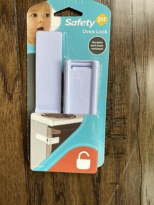 Safety 1st Oven Door Lock Durable Heat Resistant  #241   NEW052181002410