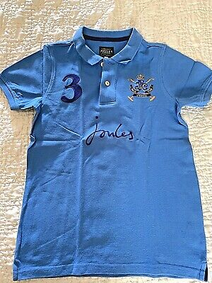 Bn Joules Boys Polo Shirt/ Top Size 9-10 Yrs